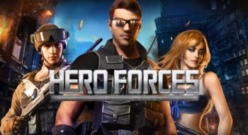 Hero Forces: 3D игры стрелялки