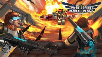 Tower Defense: Robot Wars