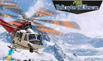 Helicopter Hill Rescue 2016