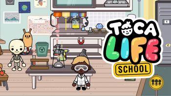 Toca Life: School