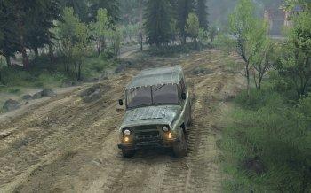 UAZ Offroad Simaulator 4x4