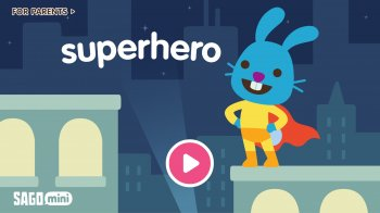 Sago Mini Супергерой