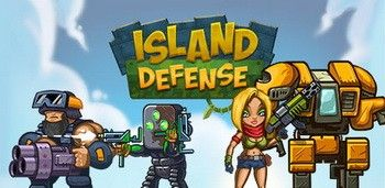Защита Островов TD