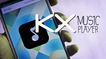 KX музыкальный проигрыватель
