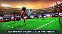 StickMan Volleyball 2016 - скриншот