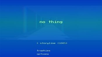 NO THING - Surreal Arcade Trip