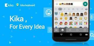 Kika Emoji Keyboard GIF