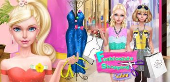 Fashion Doll: Shopping Day SPA