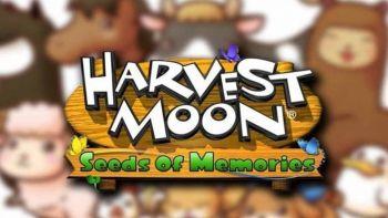 HARVEST MOON:Seeds Of Memories