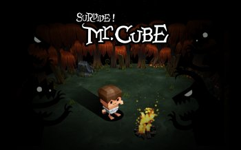 Survive Mr. CUBE!