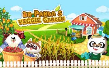 Огород Dr. Panda