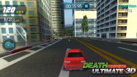 Death Driving Ultimate 3D - скриншот