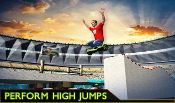Hoverboard Stunts Hero 2016