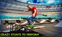 Hoverboard Stunts Hero 2016 - скриншот
