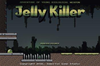 Jelly Killer Ретро Платформер
