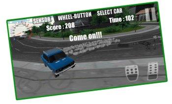 Russian Car Drift Simulator
