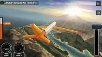 Бесплатный 3D-авиасимулятор