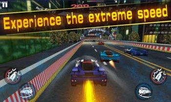 3D Speed Racing In Car