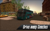 Coach Bus Simulator - скриншот