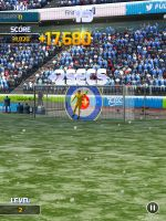 Flick Soccer France 2016 - скриншот