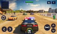 Police Chase Adventure sim 3D - скриншот