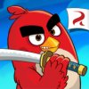Angry Birds Fight! RPG Puzzle логотип