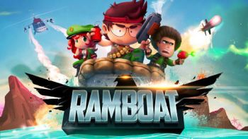 Ramboat: Shoot and Dash