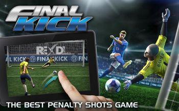 Final kick: Online football