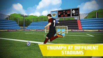 Soccer League Kicks & Flicks