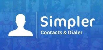 Simpler Contacts & Dialer