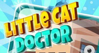 Ветеринар для кошек игра