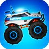 Monster Truck Police Racing