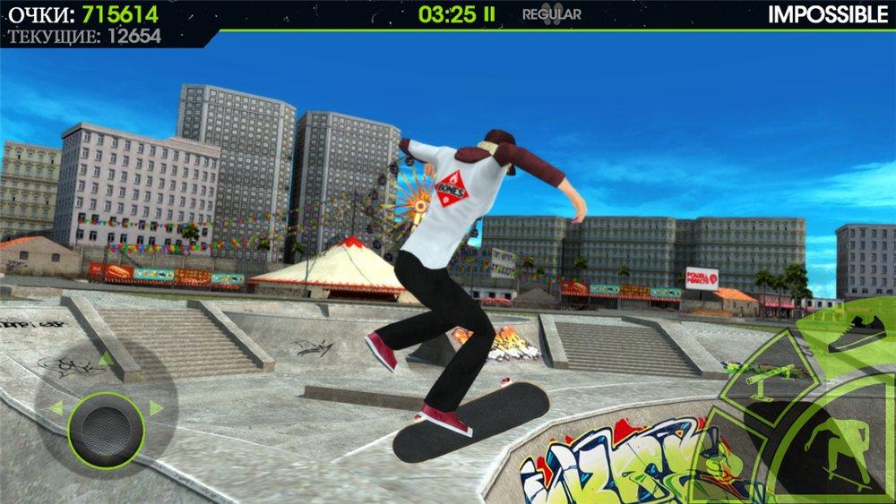 Скачать True Skate для Android