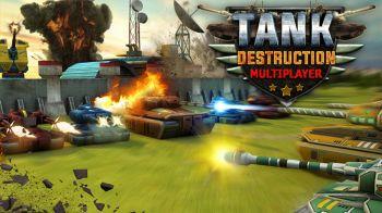 Tank Destruction: Multiplayer