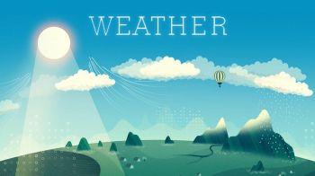 Погода от Tinybop
