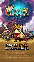 Cats vs Dragons - скриншот