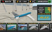 Airplane Flight Simulator 2017 - скриншот