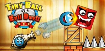 Tiny Ball Vs. Evil Devil