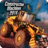 Construction Machines 2016 логотип
