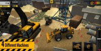 Construction Machines 2016 - скриншот