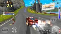 Raging Thunder 2 HD - скриншот