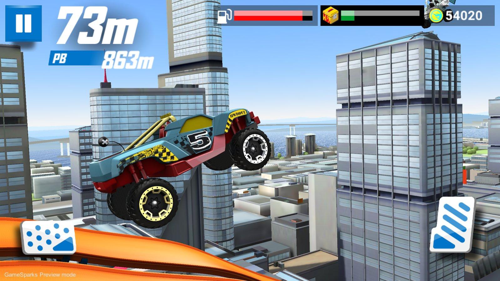 Игра Hot Wheels: Race Off на Андроид