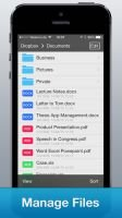 File Manager Pro App - скриншот