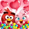 Angry Birds POP Bubble Shooter логотип