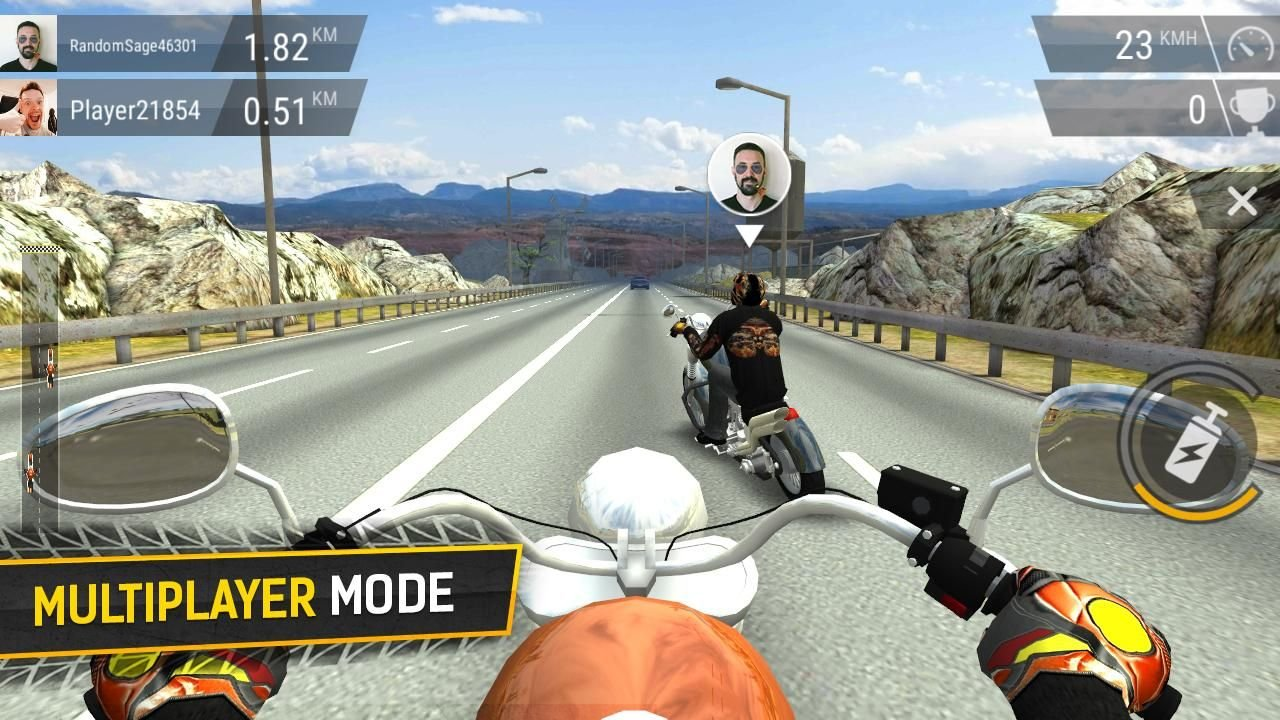 Free download Racing Moto Games Apps APK for Android