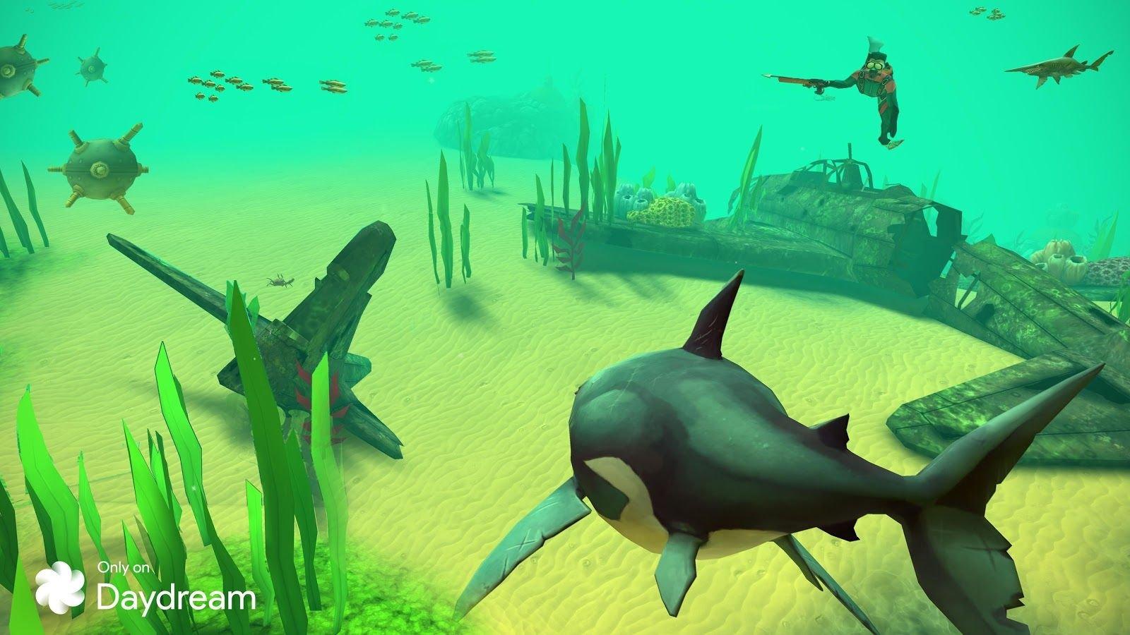 порно игры shark 3d