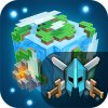 Planet of Cubes Survival Games логотип