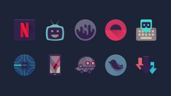 Viral - Free Icon Pack