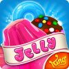 Candy Crush Jelly Saga логотип