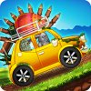 Angry Bunny Race: Jungle Road логотип